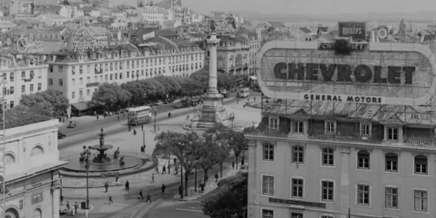 Dateline Lisbon… Spies, Suspense, Action!