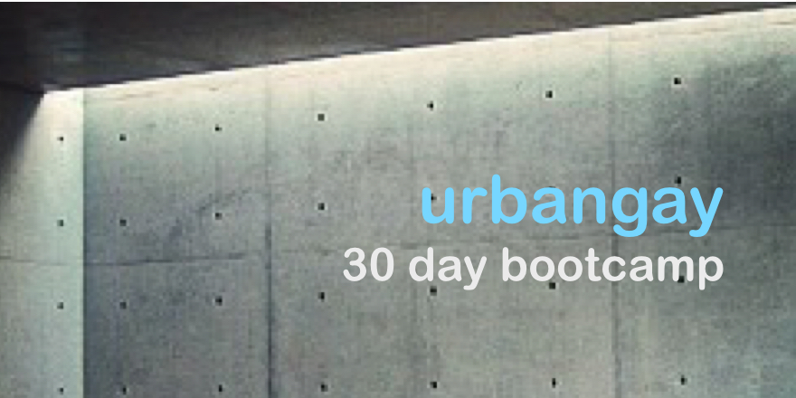30 day urbangay bootcamp