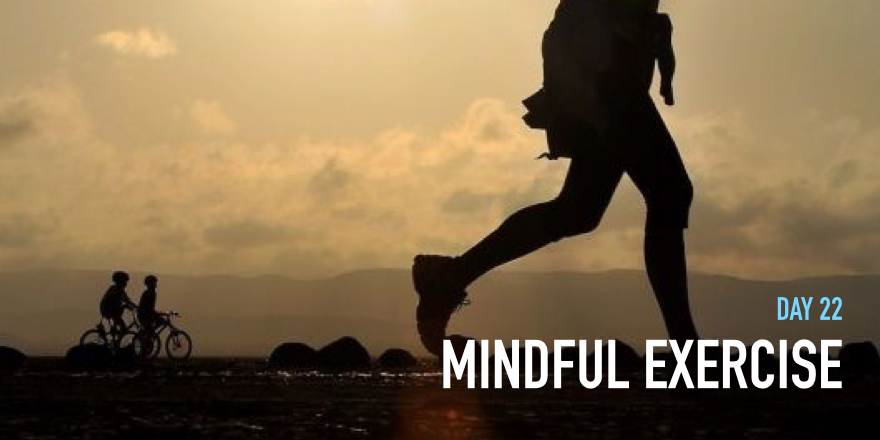 Day 22: Mindful Exercise