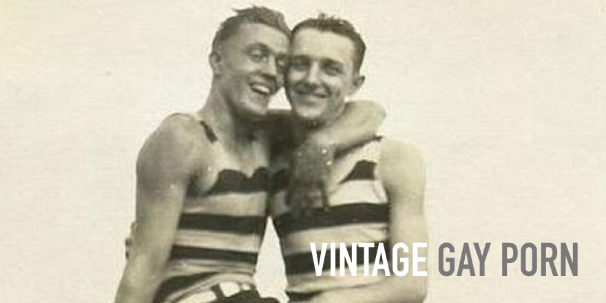 Let's talk Vintage Porn