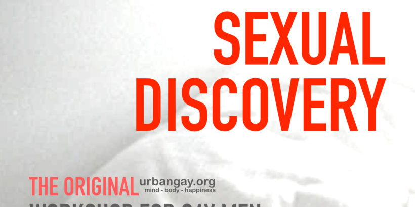 Sexual Discovery… the book
