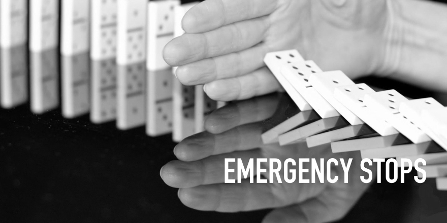 Day 16: Emergency Stops