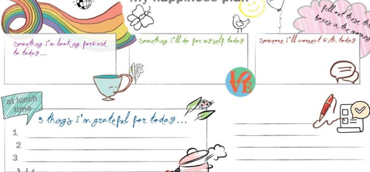 FREE Happiness & Gratitude Plan