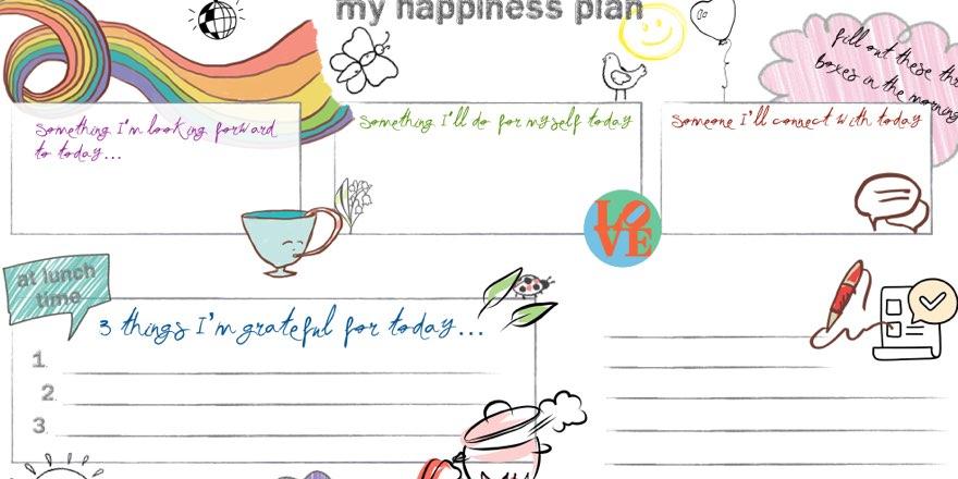 FREE Happiness & Gratitude Plan